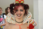 Red Queen cosplay | Napoli Comicon 2016