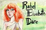 Percy Jackson - Rachel Dare