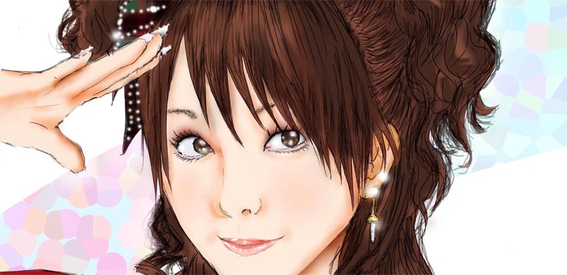 CLOSE-UP from Tanaka Reina by SubaruMangaka