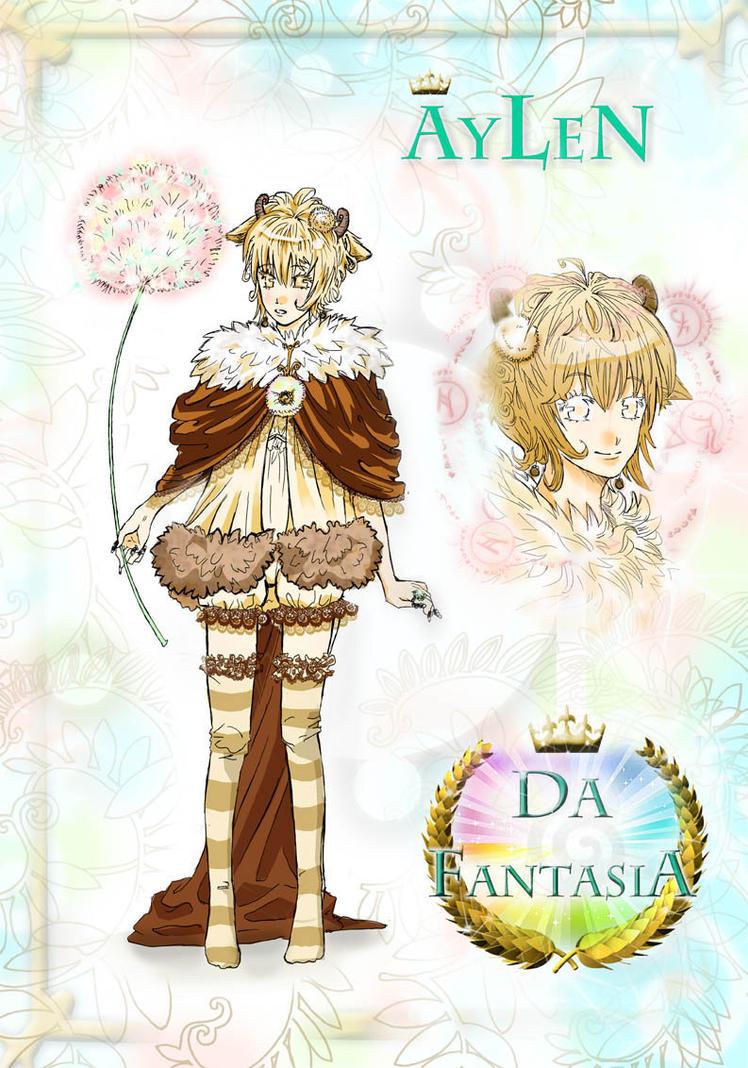 DA Fantasia - Aylen by SubaruMangaka