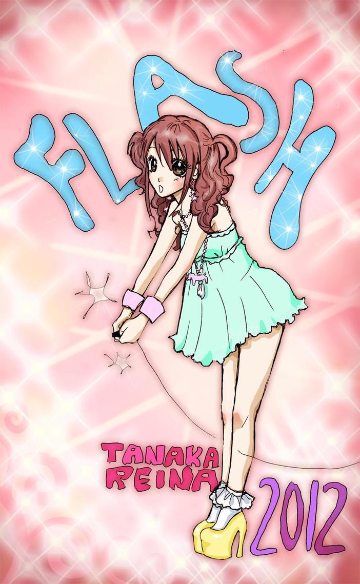 Otsuka...Reina~! by SubaruMangaka