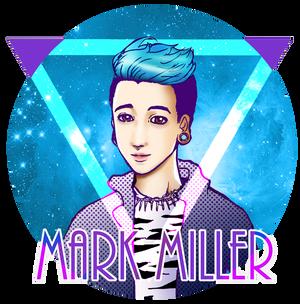 MarkMiller - Portrait