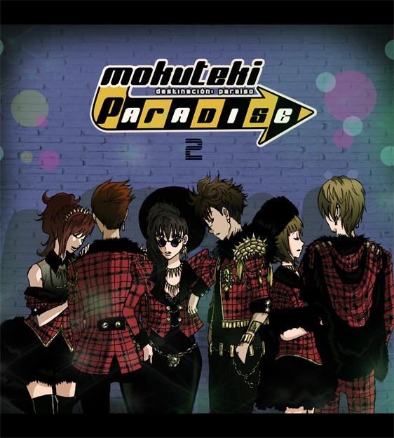 MOKUTEKI PARADISE -number 2- TEASER by SubaruMangaka