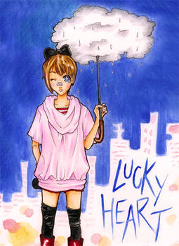 LuckyHeart - One shot- cover