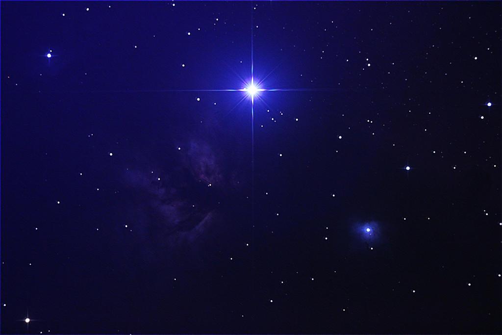 Flame Nebula by phrostie