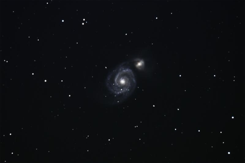 M51 WhirlPool 2014-05-03 by phrostie