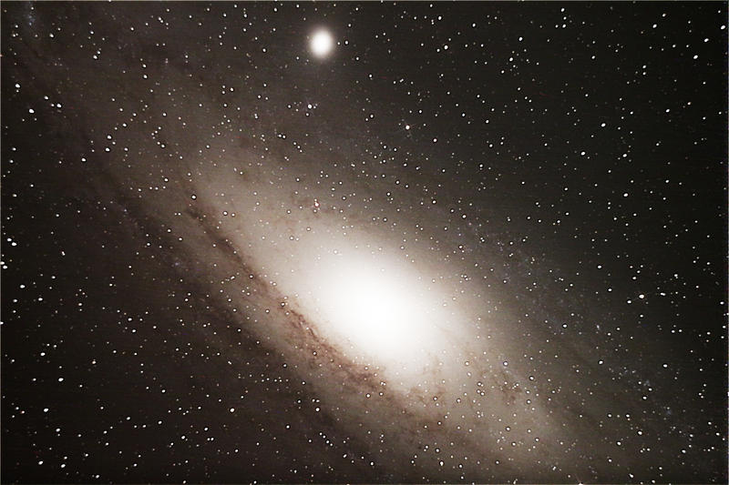 Andromeda Galaxy by phrostie
