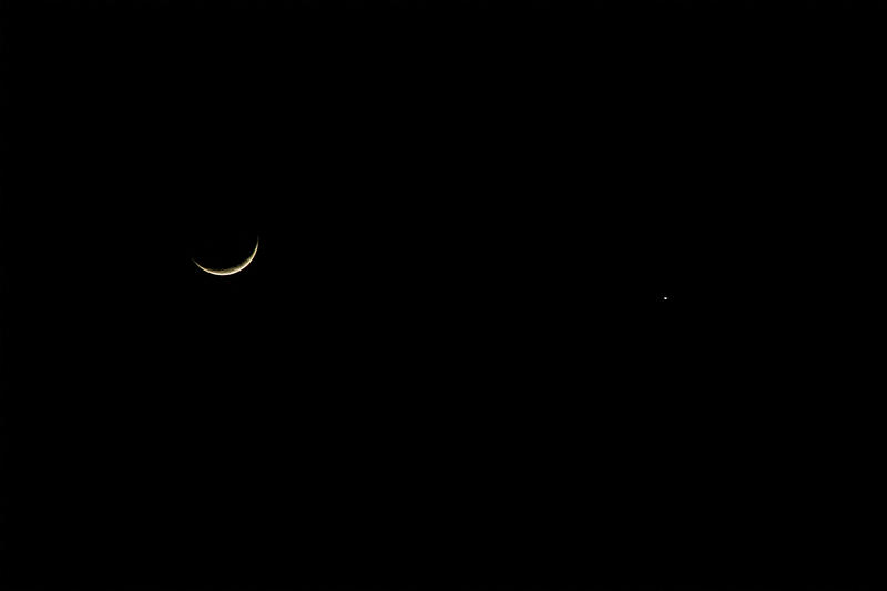 Moon-Venus 2015-03-22 S1W2 by phrostie