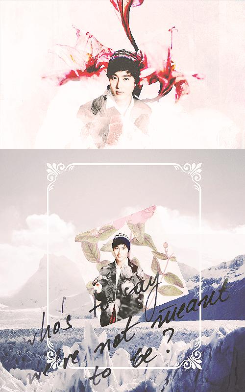 EXO Graphics. Suho by kamjong-kai