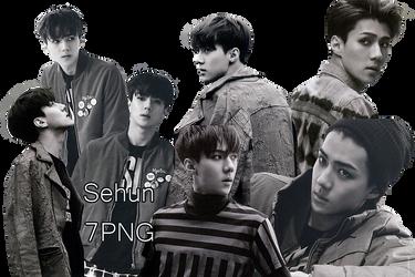 EXO Sehun PNG {EXODUS} by kamjong-kai