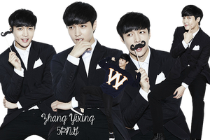 EXO Lay PNG Pack {Birthday Fanmeeting Promo} by kamjong-kai
