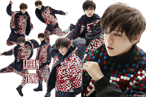 Luhan PNG Pack {Reloaded} by kamjong-kai
