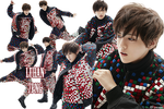 Luhan PNG Pack {Reloaded}