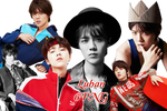 Luhan PNG Pack {Marie Claire}