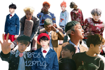BTS PNG Pack {Young Forever 2}