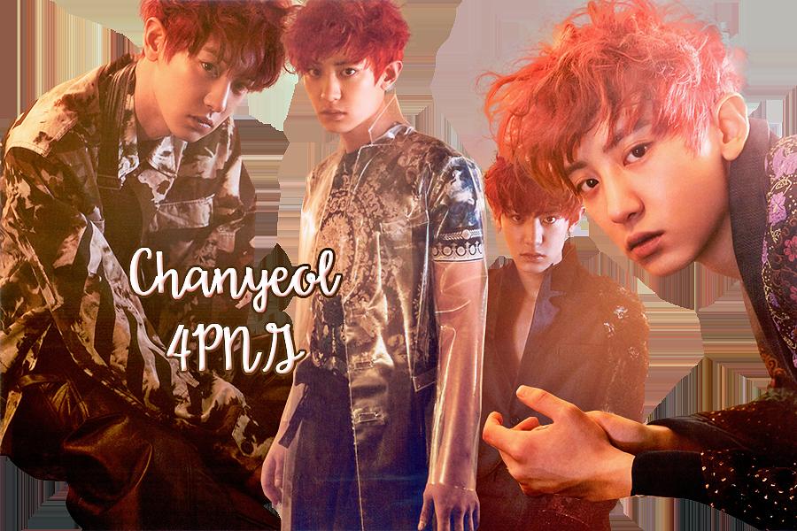 Chanyeol On Exo Pngs Deviantart
