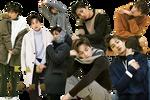 EXO Kai PNG Pack {High Cut}