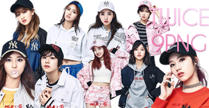 TWICE PNG Pack {MLB}