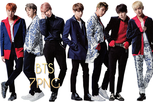 BTS PNG Pack {The Best Of BTS}