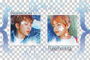   Namjoon x Taehyung  