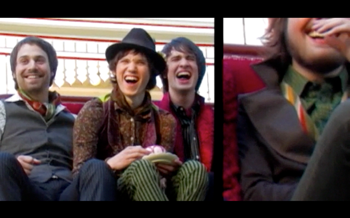 Brendon Urie And Hayley Williams Someone Told A Dirty Joke By Sponkoo