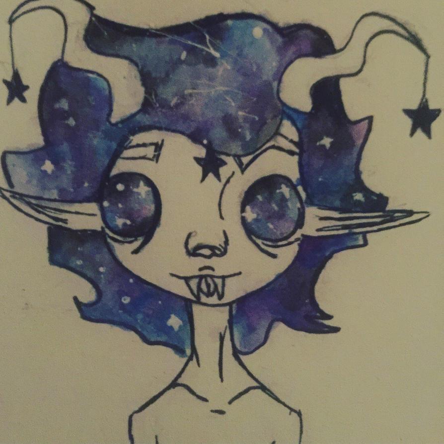 Starboy (OC) by maddsofsins