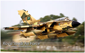Royal Saudi Air Force by alwafy