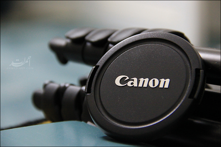 Canon .. New Life by alwafy