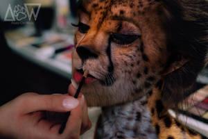 KYLIE Cheetah edition by AshesOnWool