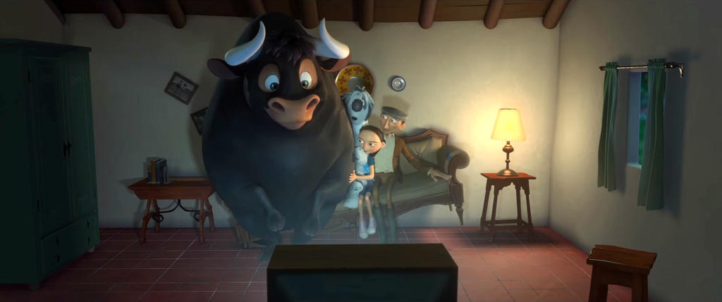 Ferdinand Family TV by FerdinandoFan-12