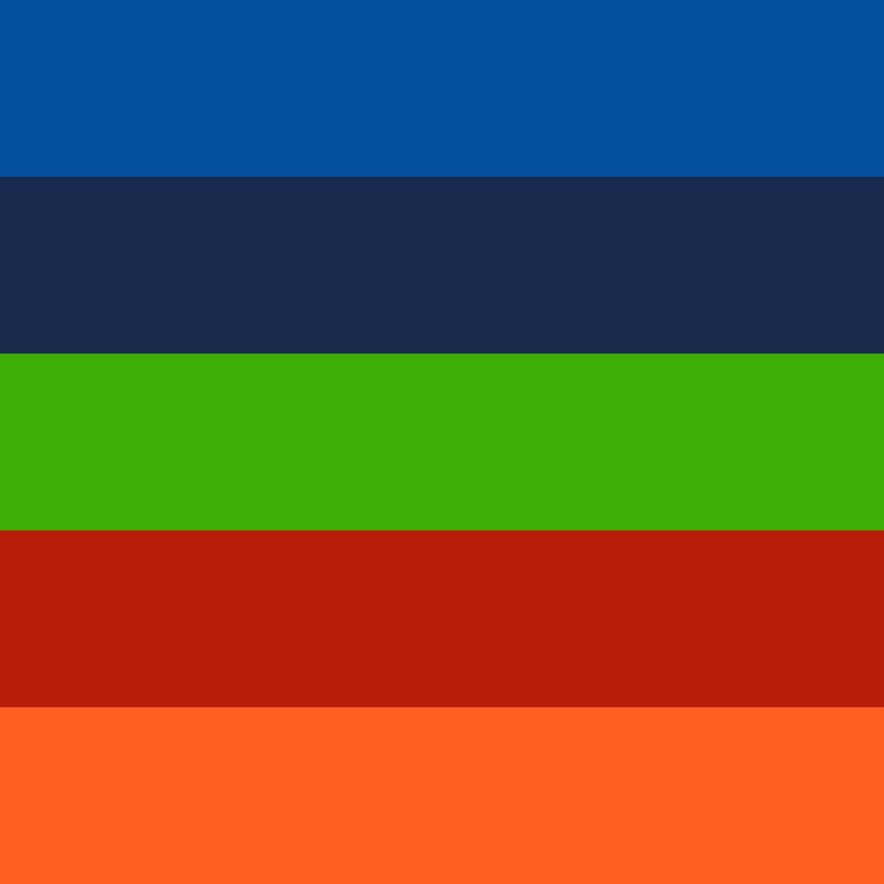 Color Palette #111 (h)