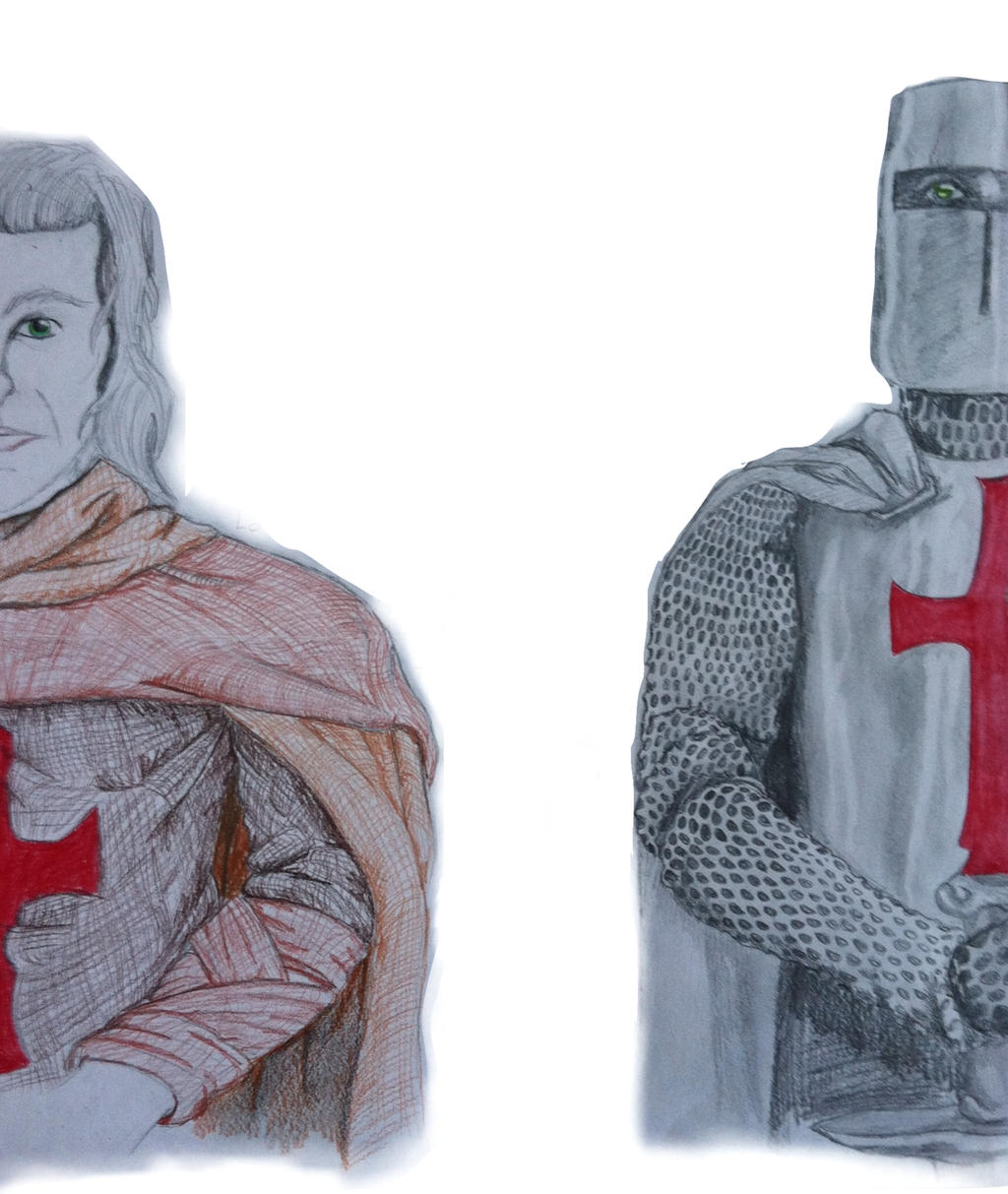 Men of the Crusades by dARk-knighT4