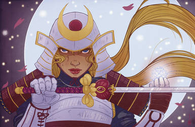 Samurai Moon