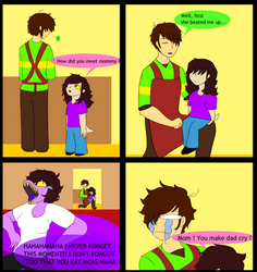 A weird story by JouneFR