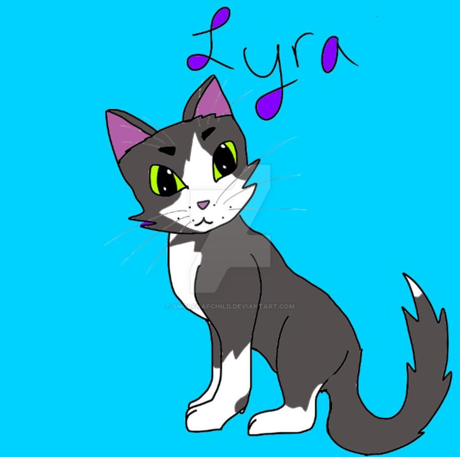 Lyra by SmolFnafChild