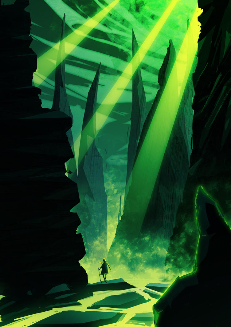 Green by nemofish1001