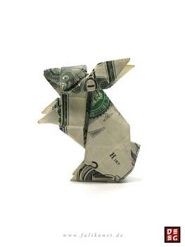 Dollar Bill Rabbit