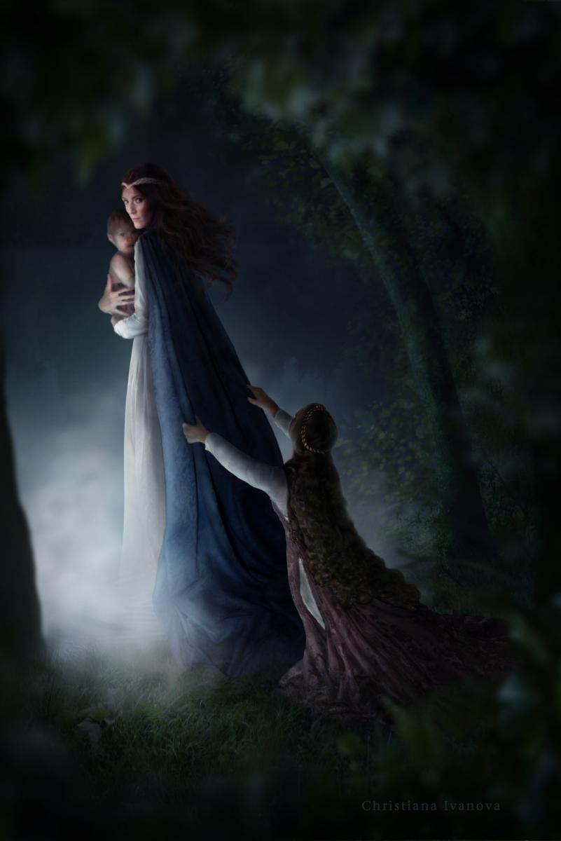 Damen i soeen by ChristianaIvanova