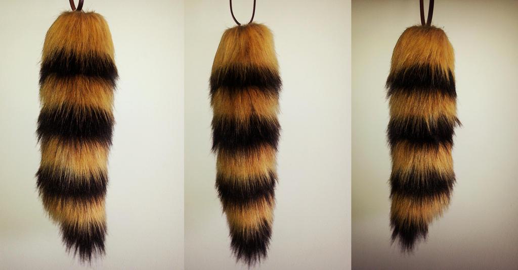 Raccoon Tail for Sale! by bkatt500