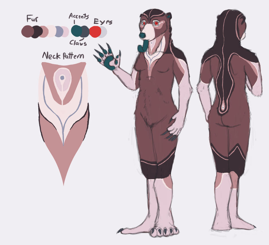 Sun Bear Character Auction By Bkatt500 On DeviantArt