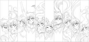 Senshi profiles