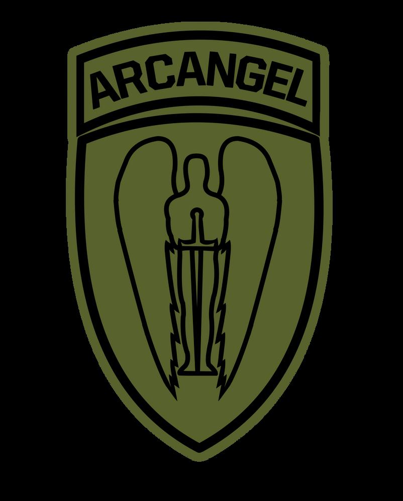 Arcangel logo V.1 by DanielGreyS