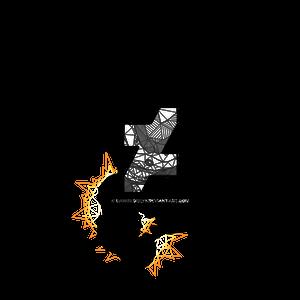 Geometric Shadow The Hedgehog By Danielgreys On Deviantart