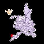 Geometric Spyro the Dragon