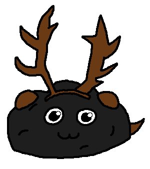 Reindeer Coal - Finished by RachelMissy