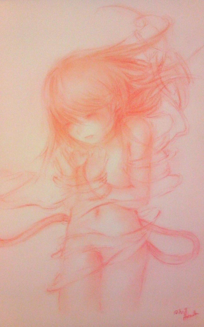 Pastel sketch 1 by Vio-White