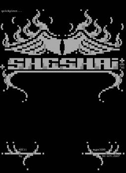 SHESHAi ASCii