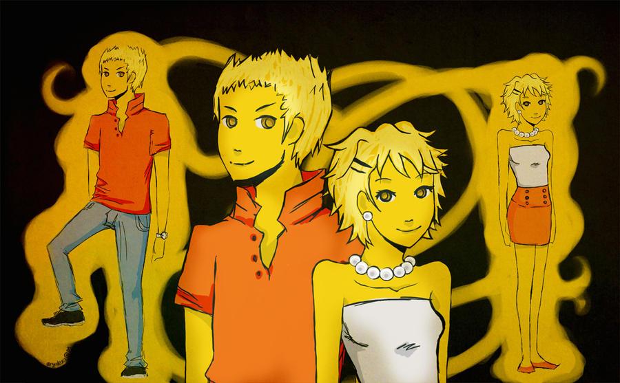 Yellow by aryaleXa-Allie