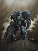 Heavy Ordnance by JessyRuiz