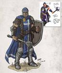 Gauntlet Knight Idea